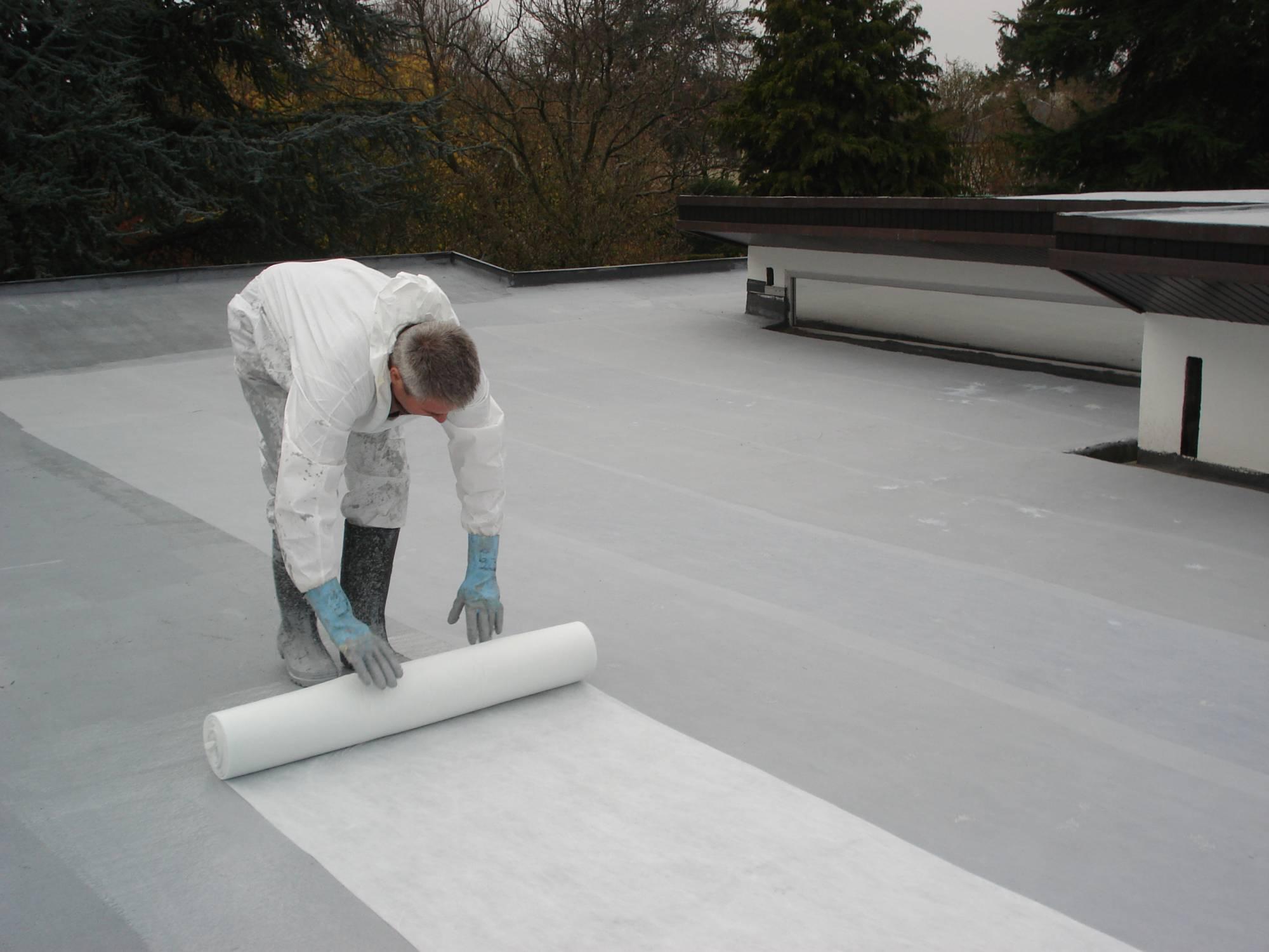 Comment Faire Une Terrasse En Resine comment réaliser l'étanchéité de votre terrasse ? - arcane
