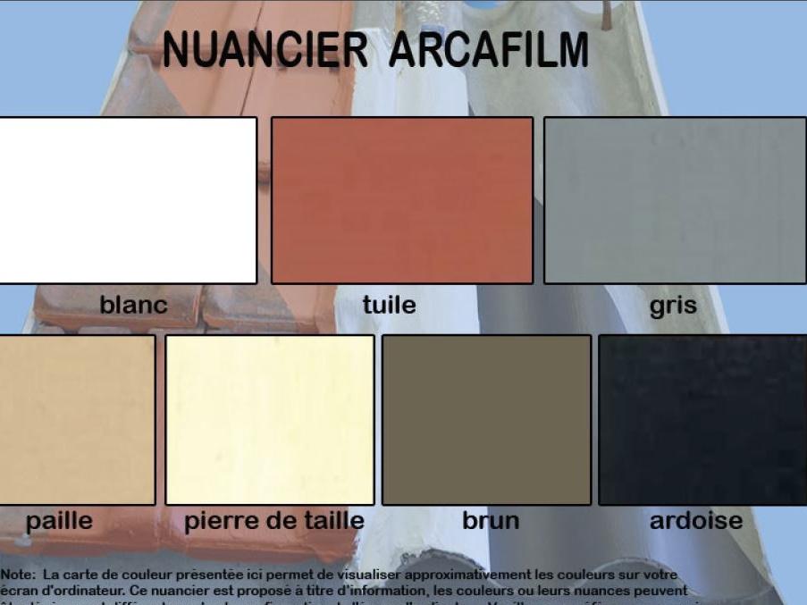 Produit D'Étanchéité Pour Toiture - Arcafilm - Arcane Industries